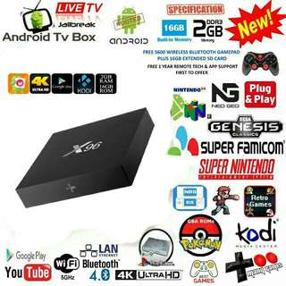 Android Gaming Set