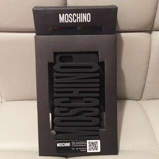 iPhone case (5,5s,SE) Moschino