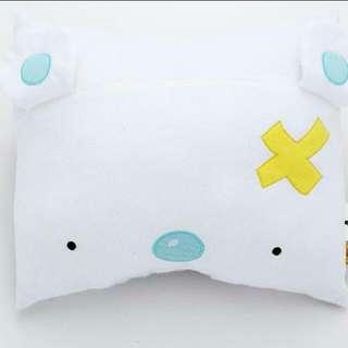 幾米迷的最愛💪叉叉熊枕針織抱枕