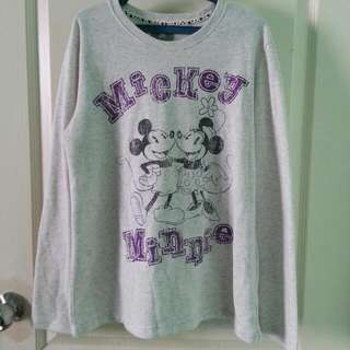 Mickey & Minnie Mouse Sweater
