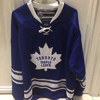 Authentic Toronto Maple Leafs Kessel Jersey