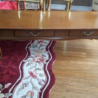 Coffee Table and End Tables REDUCED To 125.00 Set