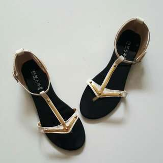Sandal Import 2nd Sandal Flat