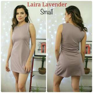 Laira Lavender Dress