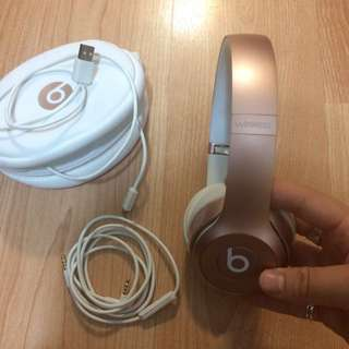Beats Solo Wireless On-Ear Headphones