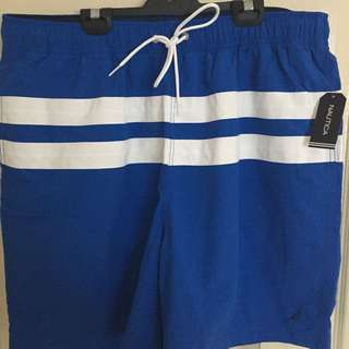 New Nautica Shorts XL
