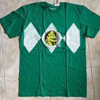 Power Rangers Tshirt FREE SHIPPING within Metro Manila