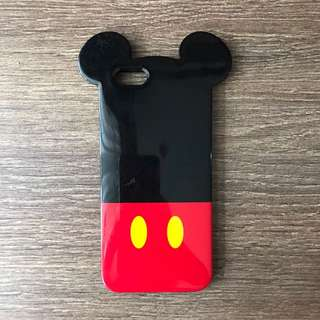Mickey mouse casing