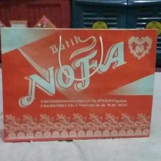 Paper Bag Batik Nofa