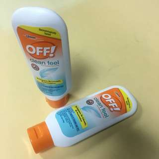OFF! Insect Repellent Liquid Lotion