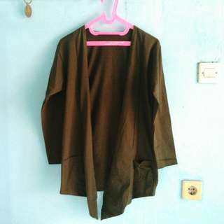 New Cardigan Hijau Army#merdeka73