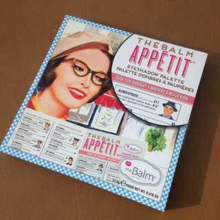 The Balm Appetit Shadow Palette