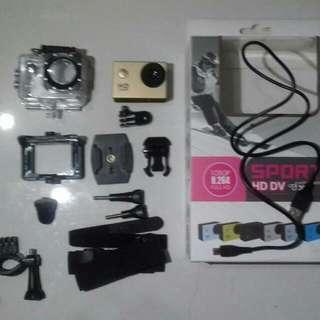 Gogan Acion Cam Sports Hd Dv ( HD 1080P H.264 FULL HD )