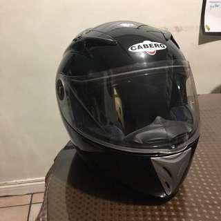 Full-Faced Caberg Motorcycle Helmet
