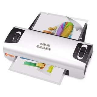 Admiral LM-A4HC125 Hot and Cold Laminating Machine / Laminator