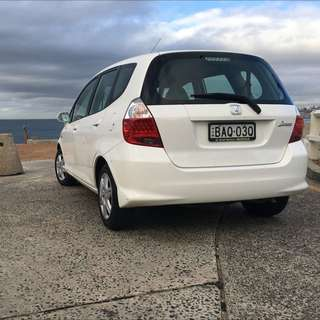 Honda Jazz 2006 Clean Inside And Out