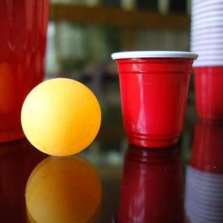 Red Cups (For Shots)