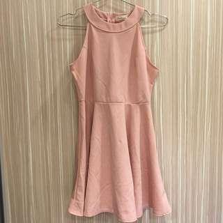 原450 粉嫩氣質洋裝 可換物