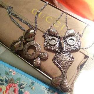 Kalung Necklace Owl
