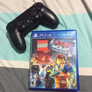 The Lego Movie Video Game (PS4)