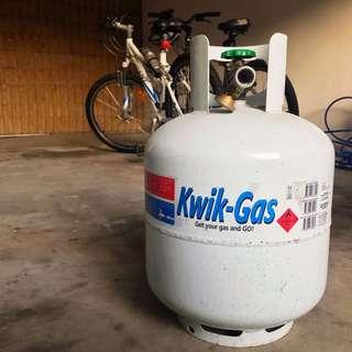 KWIK-GAS