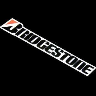 Bridgestones Reflective Decal