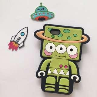 Jelly Case Alien