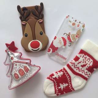 Case Merry Christmass