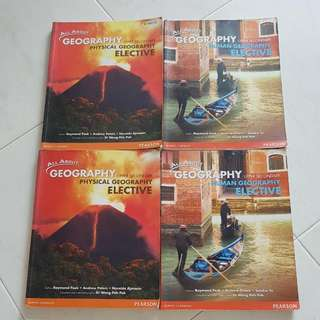 Upper Secondary Geography Elective Textbooks