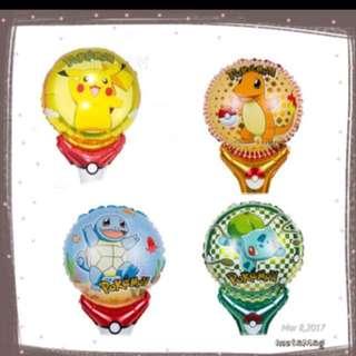[Cheapest on Carousell!] Handheld Foil Balloons
