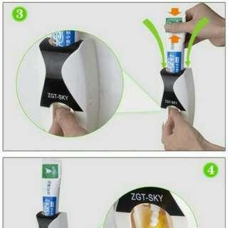Dispenser Odol + T4 Pasta Gigi