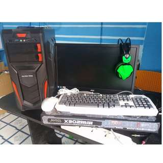 Gaming Desktop Package