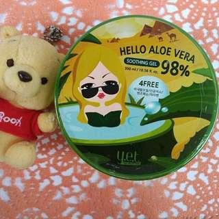 Y.E.T Hello Aloe Vera 98%