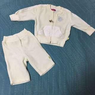 Escada Baby Cardigan & Trouser (3 Months)
