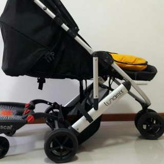 mamas&papas Lunamix英國嬰兒推車