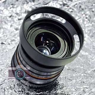 Pentax PQ 相機專用 50mm f1.8 大光圈人像鏡頭 Pentax PQ Manual Prime Portrait Lens