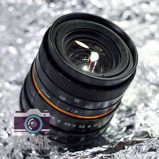 Canon EOSM 相機專用 25mm f1.8 廣角微距鏡頭 (EOSM Manual Prime Wide Angle Lens)