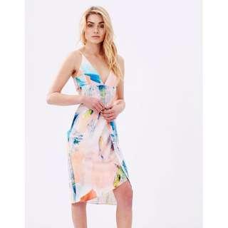 Cooper St Diamond Drape Dress [New with Tags] Size 8