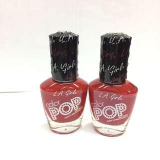 LA Girls Color Pop