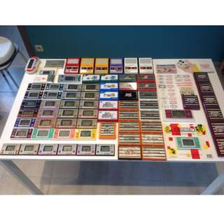 Nintendo Game And Watch Search Any Game And Watch Popeye,Mickey,Mario Bros,Snoopy,And Many MORE !