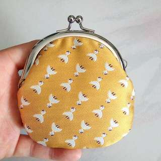 Japan Kyoto Coin Pouch Japanese Print