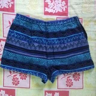 Forever 21 Woven High Waist Shorts