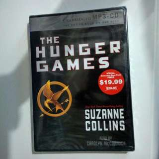 Audio book of The Hunger Games