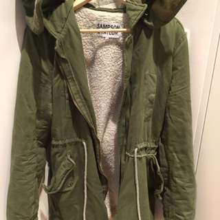 Sampson And Taylor Winter Jacket