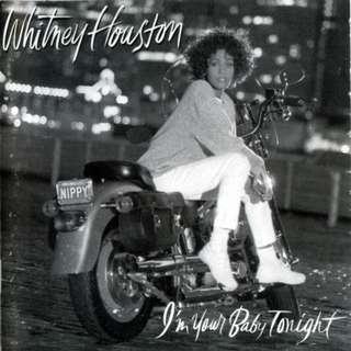 German Pressed Whitney Houston ‎– I'm Your Baby Tonight  Label: Arista ‎– 261 039  Format: CD, Album  Country: Germany  Released: 1990