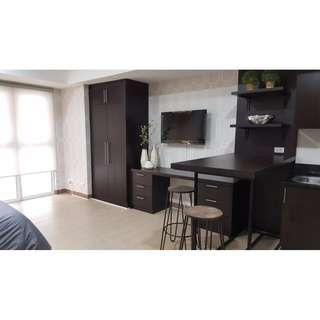 FOR RENT 1BR THE VENICE IN BGC FULLY FURNISHED