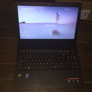 Lenovo Laptop For Sale Negotiable