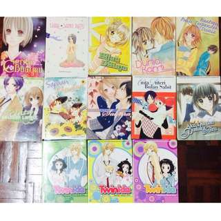 Shoujo manga for sale!