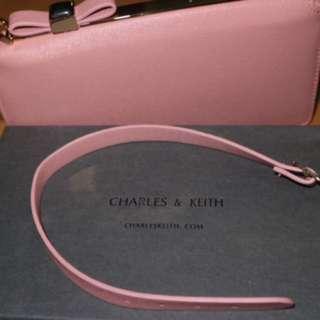 Dompet CnK KW Soft Pink