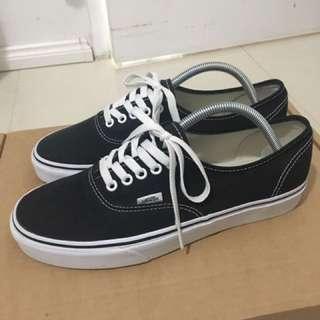 Vans Black Us9